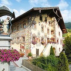 Tipični austrijski, aplski gasthaus