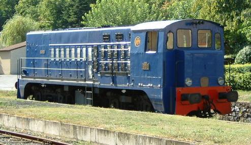 Diesel/električna lokomotiva - hibridno vozilo?