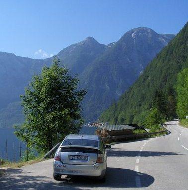 Prius ispred alpa
