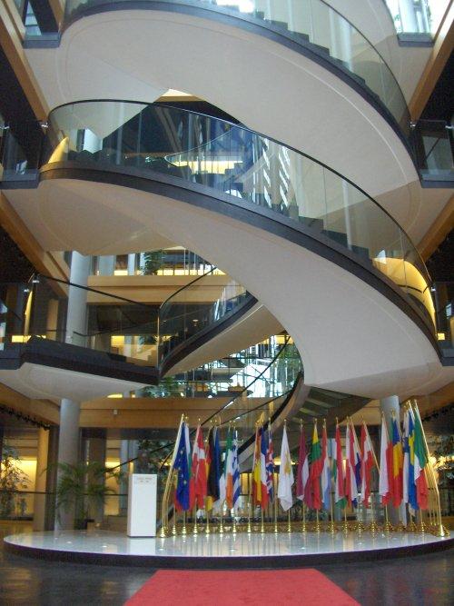 Ulaz u Europski parlament