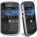 Blackberry 9000 aka. Bold